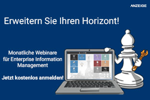 Enterprise Information Management Webinare